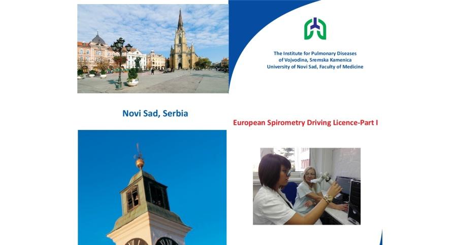 ERS курс спирометрије - ERS Spirometry Driving Licence Part I